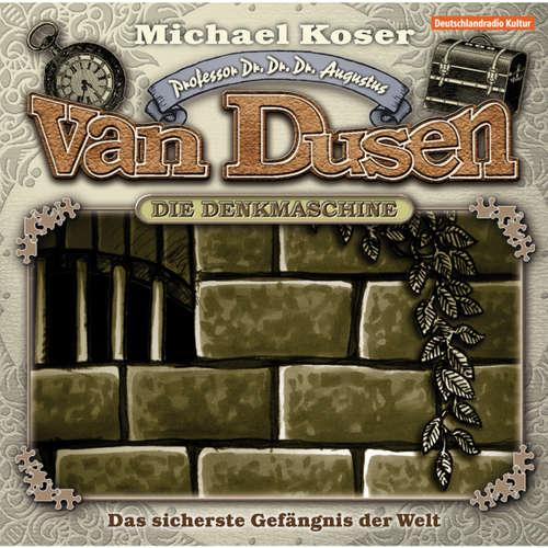 Professor van Dusen, Folge 2: Das sicherste Gefängnis der Welt