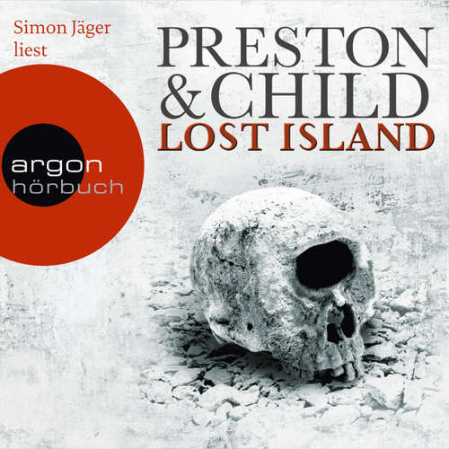 Hoerbuch Lost Island - Expedition in den Tod - Douglas Preston - Simon Jäger