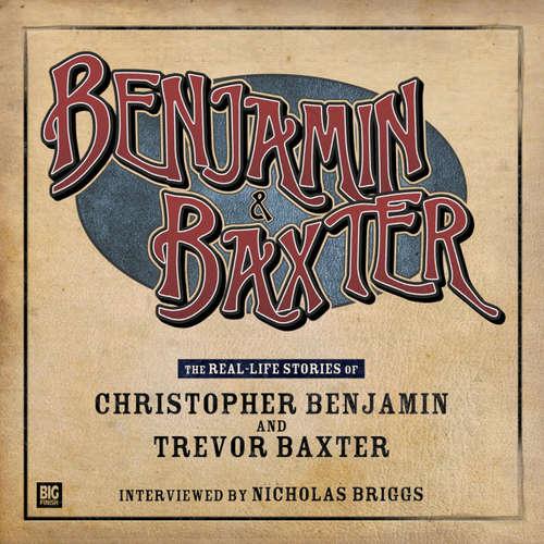 Audiobook Benjamin & Baxter - Nomen Nominandum - Christopher Benjamin