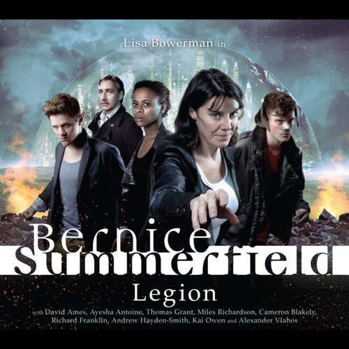 Audiobook Bernice Summerfield - Legion - Tony Lee - Lisa Bowerman