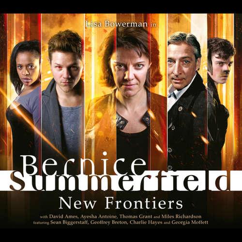 Audiobook Bernice Summerfield - New Frontiers - Xanna Eve Chown - Lisa Bowerman