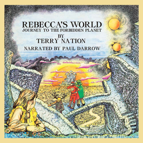 Audiobook Rebecca's World - Terry Nation - Paul Darrow