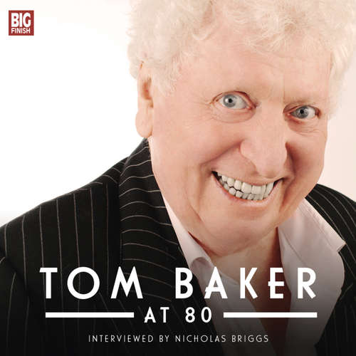 Audiobook Tom Baker at 80 - Nomen Nominandum - Tom Baker