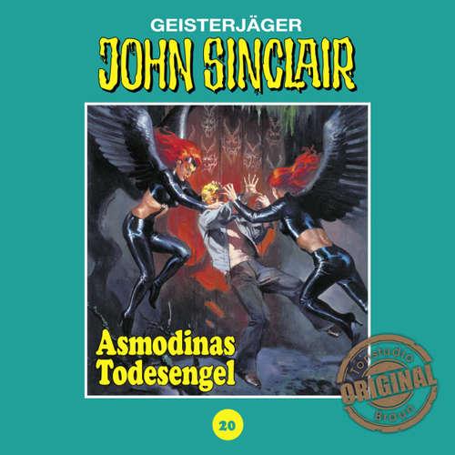 Hoerbuch John Sinclair, Tonstudio Braun, Folge 20: Asmodinas Todesengel - Jason Dark -  Diverse
