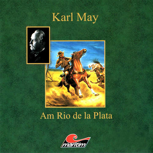 Hoerbuch Karl May, Am Rio de la Plata - Karl May - Joachim Kerzel