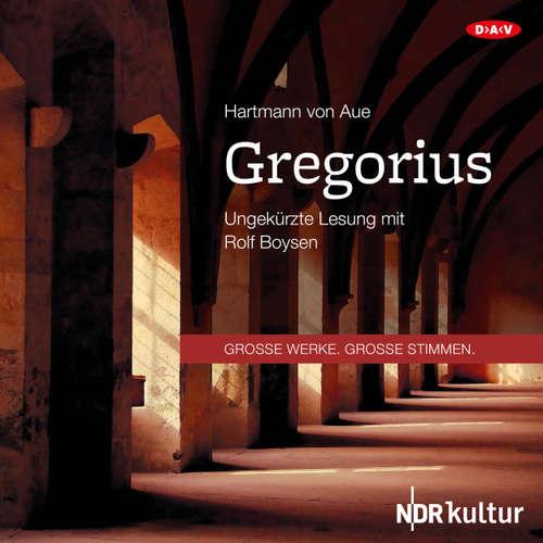 Hoerbuch Gregorius - Hartmann von Aue - Rolf Boysen
