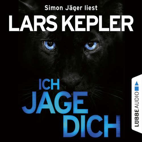 Hoerbuch Ich jage dich - Lars Kepler - Simon Jäger