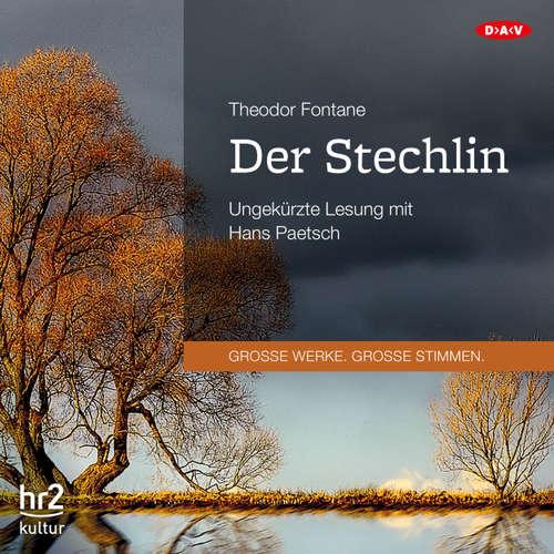 Hoerbuch Der Stechlin - Theodor Fontane - Hans Paetsch