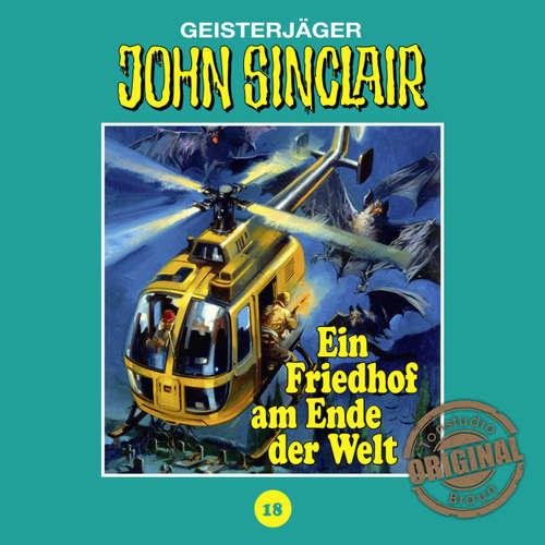 Hoerbuch John Sinclair, Tonstudio Braun, Folge 18: Ein Friedhof am Ende der Welt. Teil 2 von 3 - Jason Dark -  Diverse
