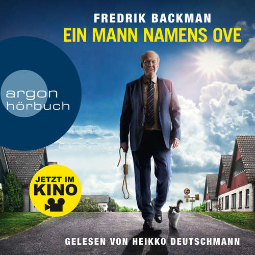 Hoerbuch Ein Mann namens Ove - Fredrik Backman - Heikko Deutschmann