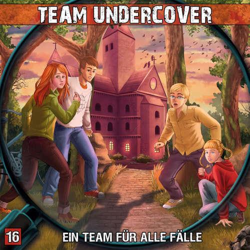 Team Undercover, Folge 16: Ein Team für alle Fälle