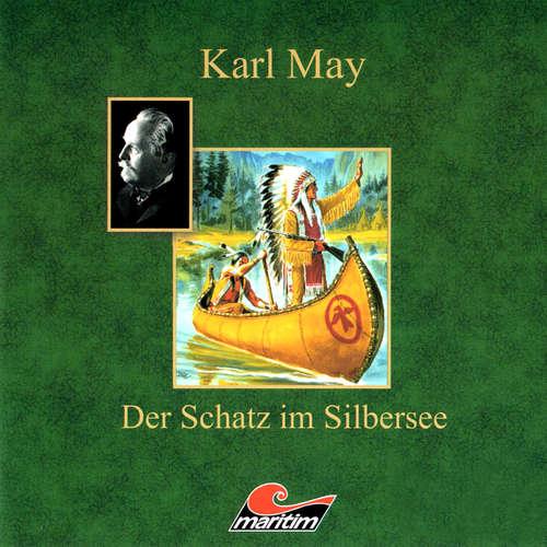 Hoerbuch Karl May, Der Schatz im Silbersee - Karl May - Eberhard Krug