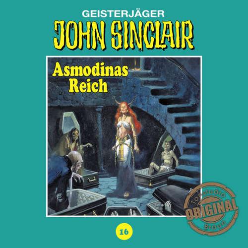 Hoerbuch John Sinclair, Tonstudio Braun, Folge 16: Asmodinas Reich. Teil 2 von 2 - Jason Dark -  Diverse