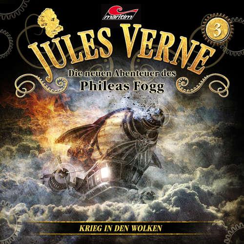 Hoerbuch Jules Verne, Die neuen Abenteuer des Phileas Fogg, Folge 3: Krieg in den Wolken - Jules Verne - Christian Brückner