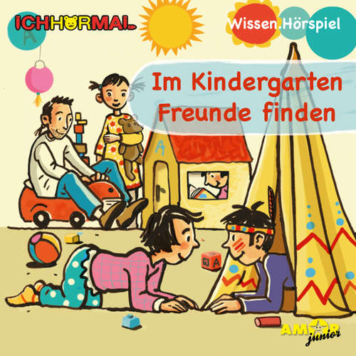Im Kindergarten Freunde finden