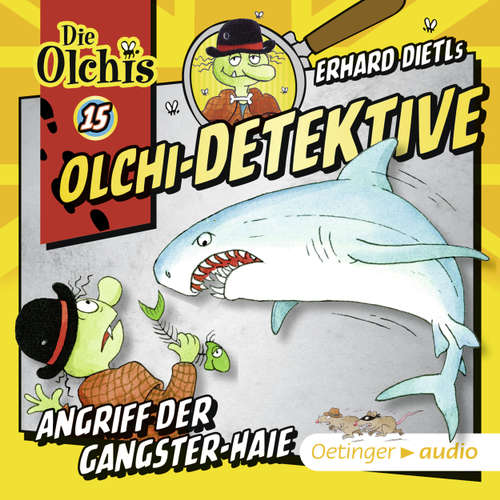 Olchi-Detektive, Folge 15: Angriff der Gangster-Haie