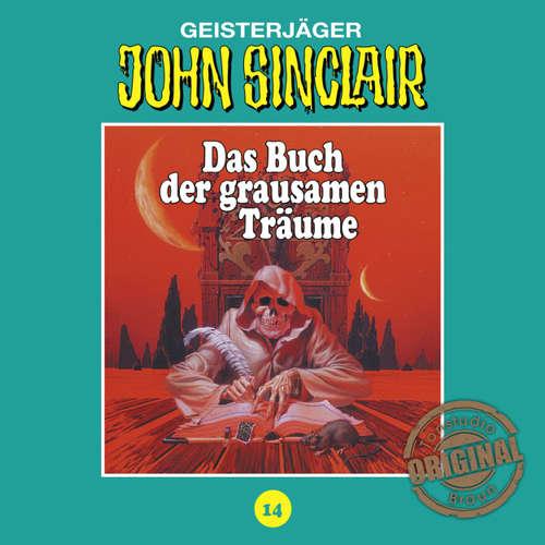 Hoerbuch John Sinclair, Tonstudio Braun, Folge 14: Das Buch der grausamen Träume - Jason Dark -  Diverse