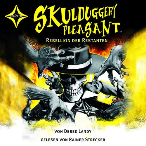 Skulduggery Pleasant, Folge 5: Rebellion der Restanten