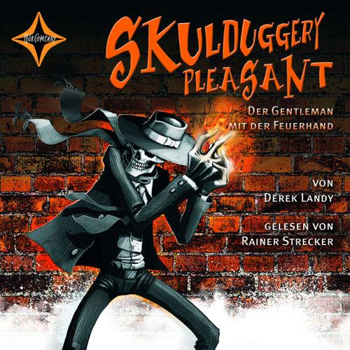 Skulduggery Pleasant, Folge 1: Der Gentleman mit der Feuerhand