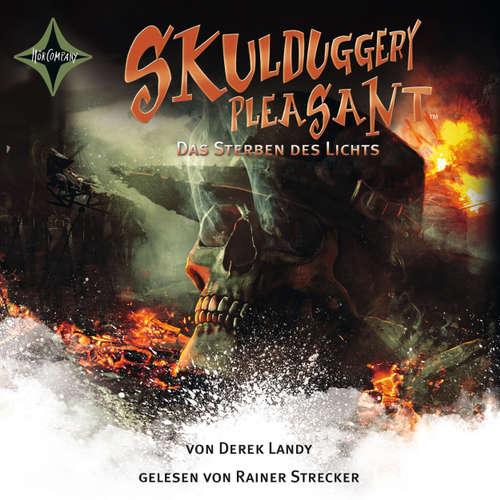 Skulduggery Pleasant, Folge 9: Das Sterben des Lichts