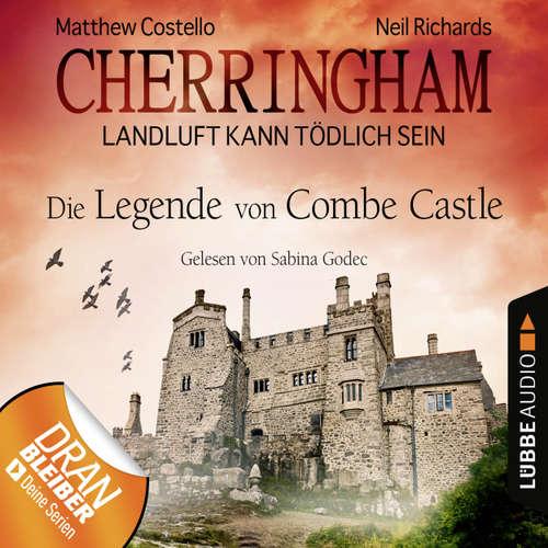 Hoerbuch Cherringham - Landluft kann tödlich sein, Folge 14: Die Legende von Combe Castle - Neil Richards - Sabina Godec