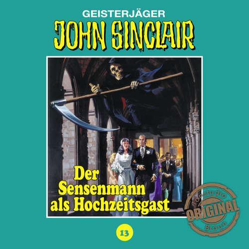 Hoerbuch John Sinclair, Tonstudio Braun, Folge 13: Der Sensenmann als Hochzeitsgast - Jason Dark -  Diverse
