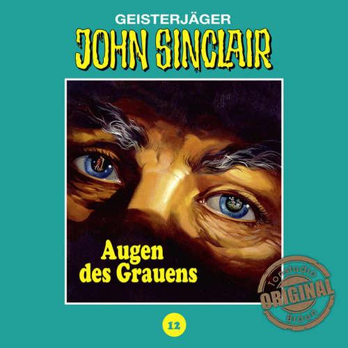 Hoerbuch John Sinclair, Tonstudio Braun, Folge 12: Augen des Grauens - Jason Dark -  Diverse