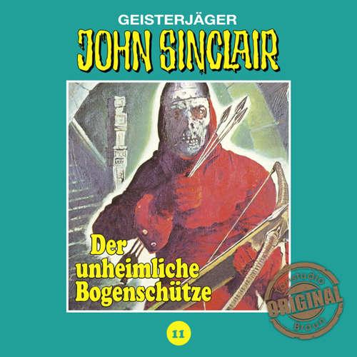 Hoerbuch John Sinclair, Tonstudio Braun, Folge 11: Der unheimliche Bogenschütze - Jason Dark -  Diverse