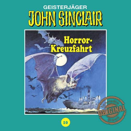 Hoerbuch John Sinclair, Tonstudio Braun, Folge 10: Horror-Kreuzfahrt. Teil 2 von 2 - Jason Dark -  Diverse