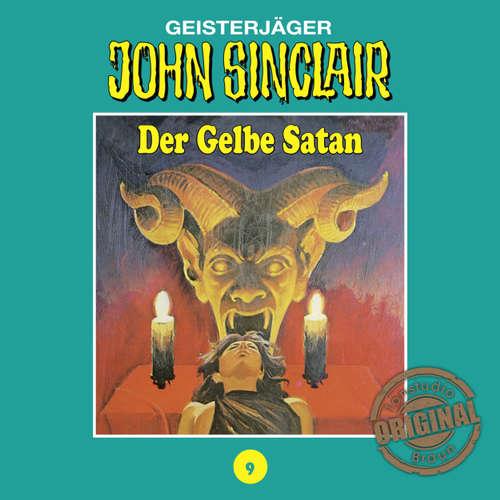Hoerbuch John Sinclair, Tonstudio Braun, Folge 9: Der Gelbe Satan. Teil 1 von 2 - Jason Dark -  Diverse