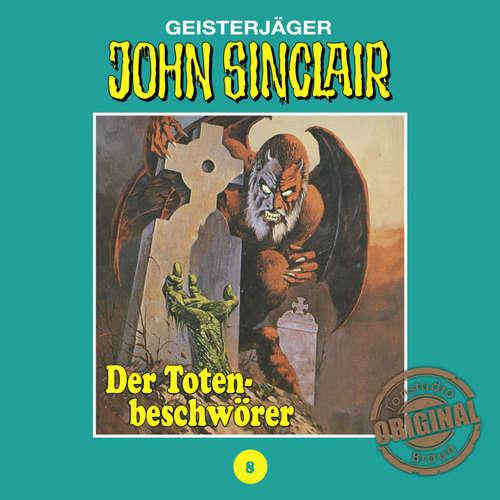 Hoerbuch John Sinclair, Tonstudio Braun, Folge 8: Der Totenbeschwörer - Jason Dark -  Diverse