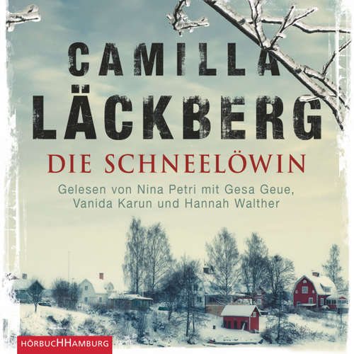 Ein Falck-Hedström-Krimi, Folge 9: Die Schneelöwin