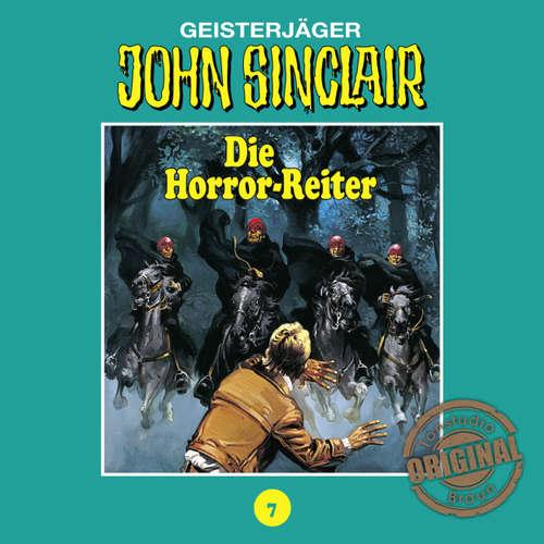 Hoerbuch John Sinclair, Tonstudio Braun, Folge 7: Die Horror-Reiter - Jason Dark -  Diverse