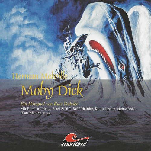 Hoerbuch Herman Melville, Moby Dick - Herman Melville - Eberhard Krug