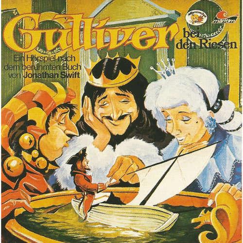 Hoerbuch Gulliver bei den Riesen - Jonathan Swift - Werner Cartano