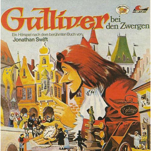 Hoerbuch Gulliver bei den Zwergen - Jonathan Swift - Werner Cartano