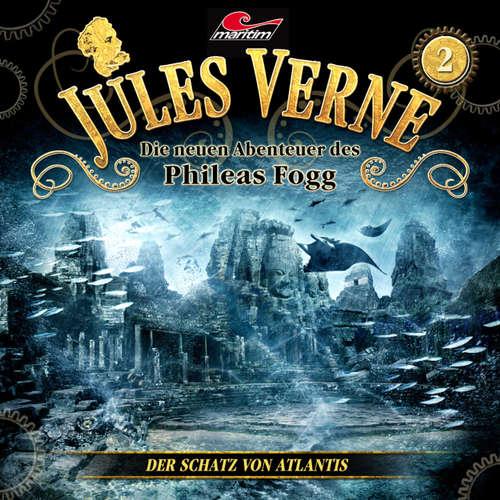 Jules Verne, Die neuen Abenteuer des Phileas Fogg, Folge 2: Der Schatz von Atlantis