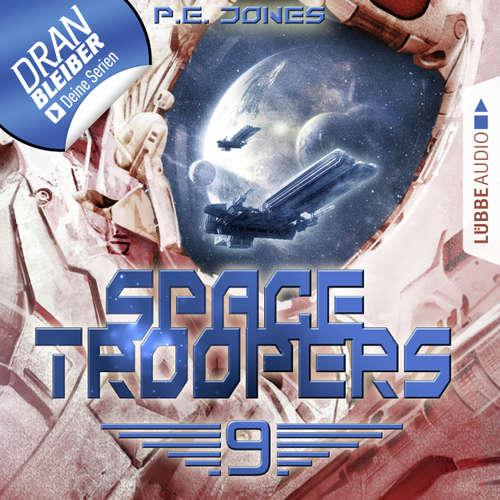 Hoerbuch Space Troopers, Folge 9: Überleben - P. E. Jones - Uve Teschner