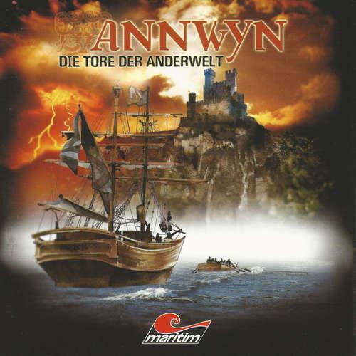Hoerbuch Annwyn, Folge 1: Die Tore der Anderwelt - Ascan von Bargen - Joachim Kerzel