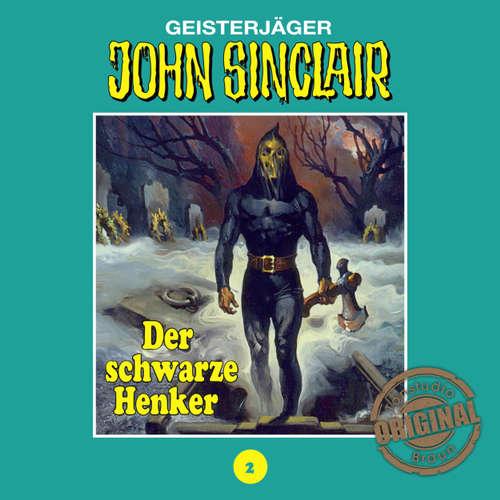 Hoerbuch John Sinclair, Tonstudio Braun, Folge 2: Der schwarze Henker - Jason Dark -  Diverse