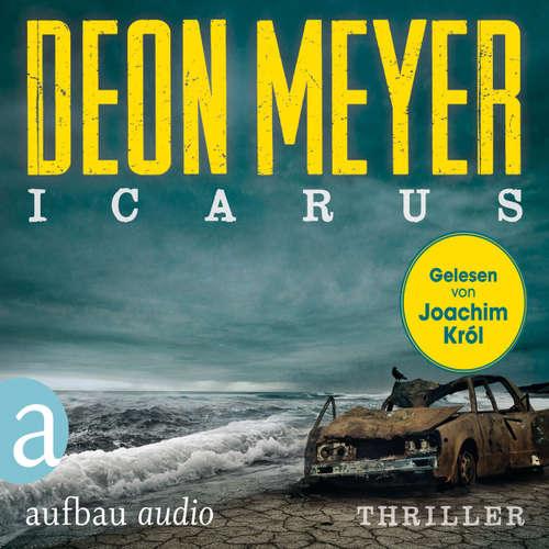 Hoerbuch Icarus - Deon Meyer - Joachim Król