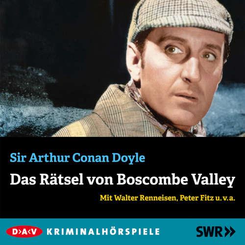 Hoerbuch Das Rätsel von Boscombe Valley - Arthur Conan Doyle - Walter Renneisen