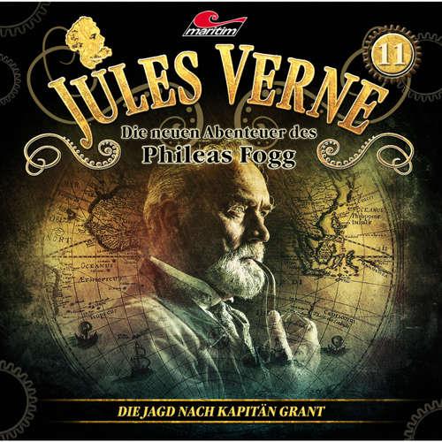 Jules Verne, Die neuen Abenteuer des Phileas Fogg, Folge 11: Die Jagd nach Kapitän Grant