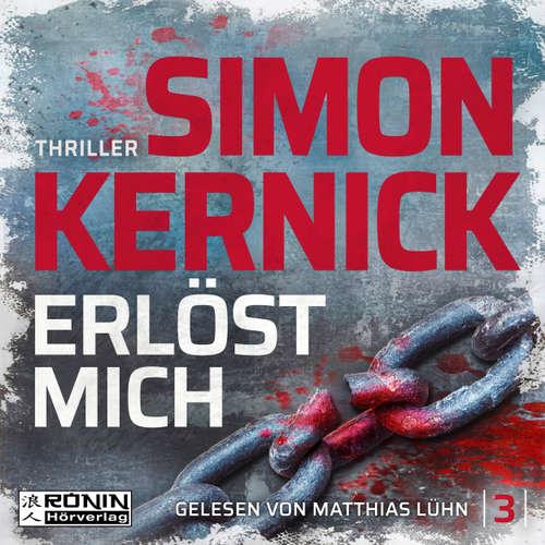 Hoerbuch Erlöst mich - Dennis Milne 3 - Simon Kernick - Matthias Lühn