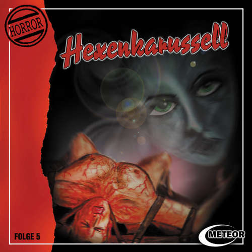 Hoerbuch Meteor Horror, Folge 5: Hexenkarussell - Nikolaus Hartmann - Memphis T. Anderson