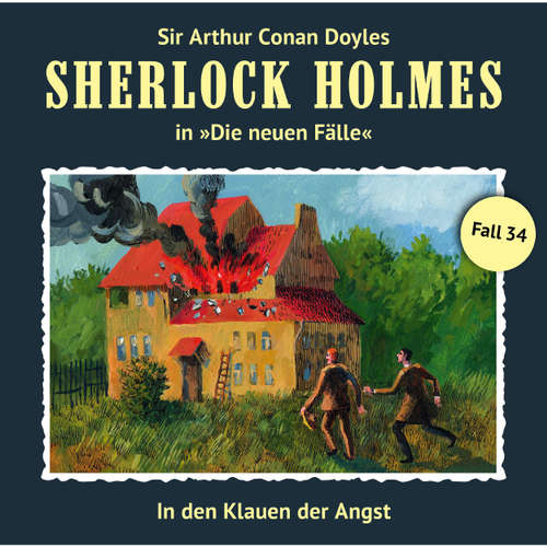 Sherlock Holmes, Die neuen Fälle, Fall 34: In den Klauen der Angst
