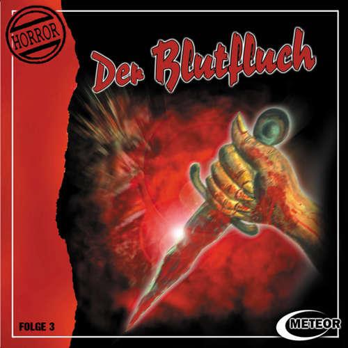 Hoerbuch Meteor Horror, Folge 3: Der Blutfluch - Nikolaus Hartmann - David J. Becher