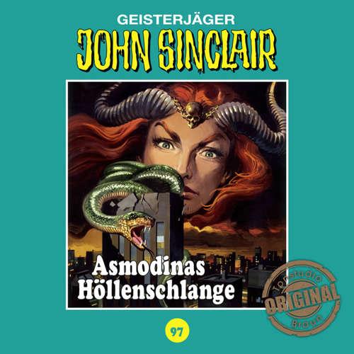 Hoerbuch John Sinclair, Tonstudio Braun, Folge 97: Asmodinas Höllenschlange - Jason Dark -  Diverse