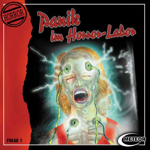 Hoerbuch Meteor Horror, Folge 1: Panik im Horror-Labor - Nikolaus Hartmann - Ulf Arlinghaus