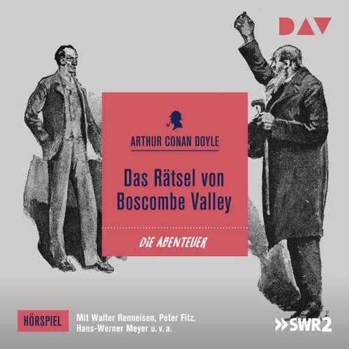 Hoerbuch Das Rätsel von Boscombe Valley - Arthur Conan Doyle - Peter Fitz